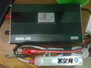 上市a牌双硅微电脑数控超声波逆变器dc12v-090打鱼
