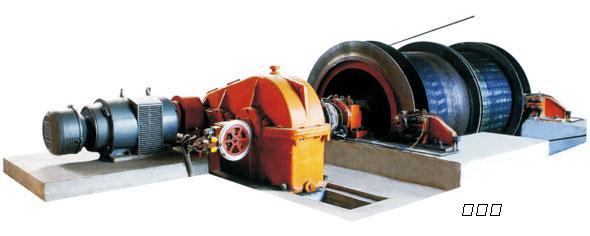 山西矿用提升机绞车生产厂家图片