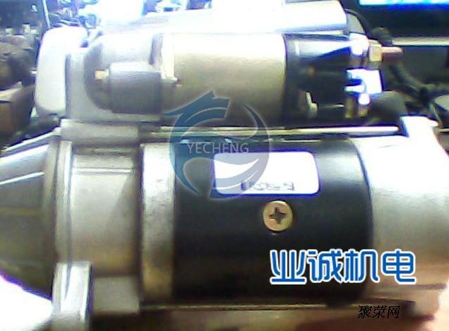 三菱发电机配件(启动马达,水泵
