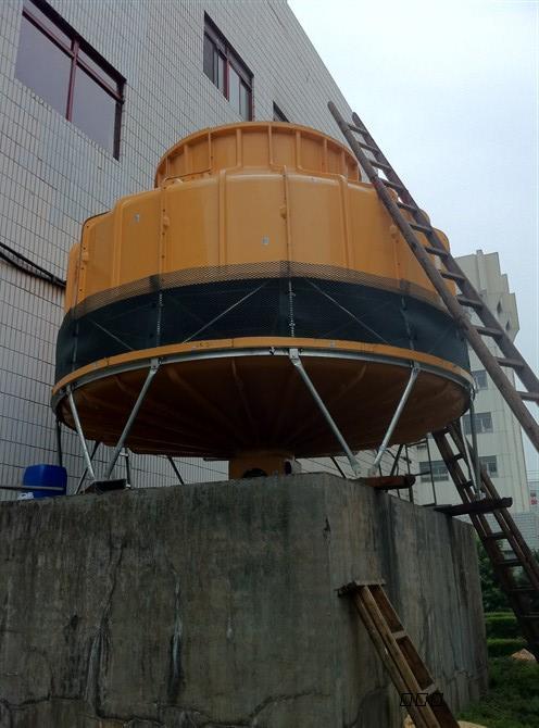 鹤山良讯牌250吨冷却塔(四会凉水塔