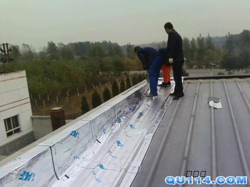 5新旧外墙防水保温系统----外墙保温专业设计施工    外墙窗边缝