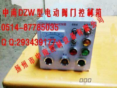 再按照控制箱电气原理图和电动装置接线图接线