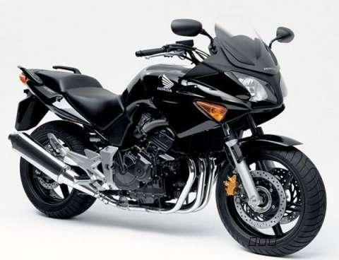 本田CBF1000 本田摩托车跑车 广州本田摩托车报价图片
