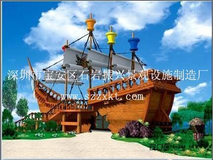 景觀船使用的效果主要取決于景觀設計師的創意