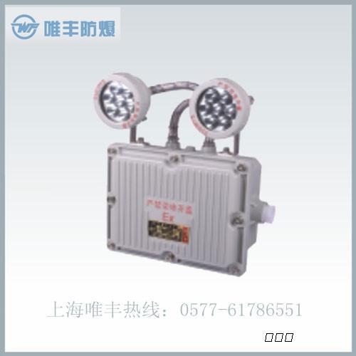 手机验证认证2*8w防爆双头led应急照明灯