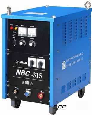 nbc-315抽头式二氧化碳气体保护焊机(分体)