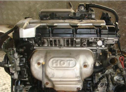现代汽车转向油泵的结构图