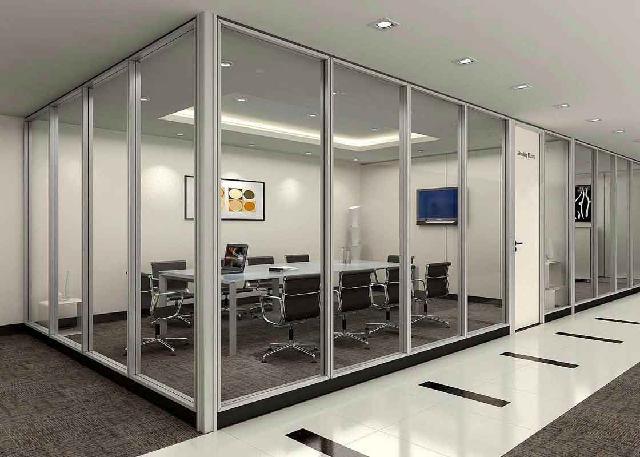 玻璃隔断,隔断墙,玻璃隔断墙,办公隔断,高隔间,屏风隔断,活动隔断