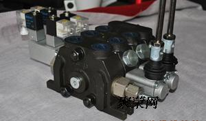 dcv60系列环卫车液压多路阀图片