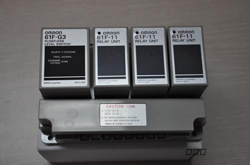 供应欧姆龙自动排供水液位控制器61f-g3