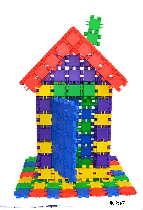 嘭嘭熊 贝多佳 桌面拼插拼装积木 幼儿园早教 儿童益智玩具