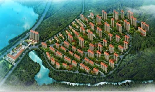 龙口南山地产丹岭福康园位置佳,价位低