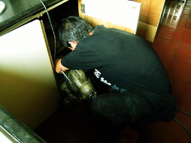 康城花园别墅专业疏通下水道维修马桶水龙头水管花洒