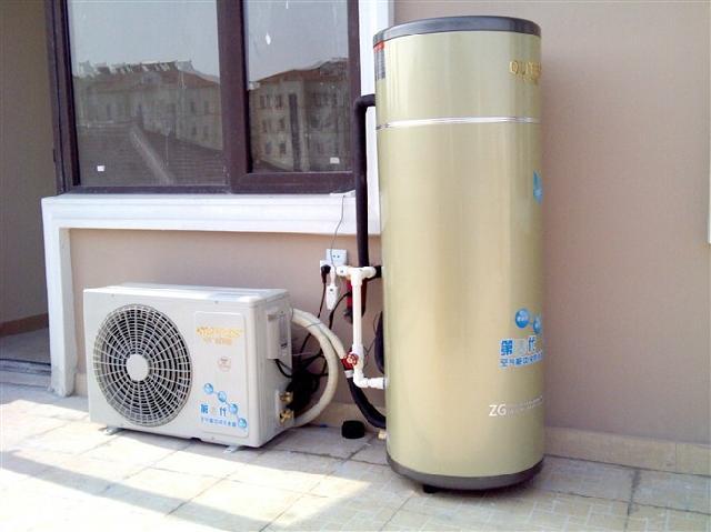 赣州欧特斯空气能热水器