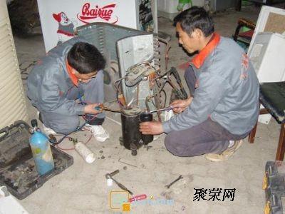 舟山格力空调维修 格力空调拆装 格力空调加氟