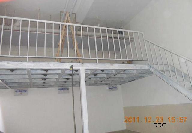 北京专业钢结构阁楼夹层制作安装及施工