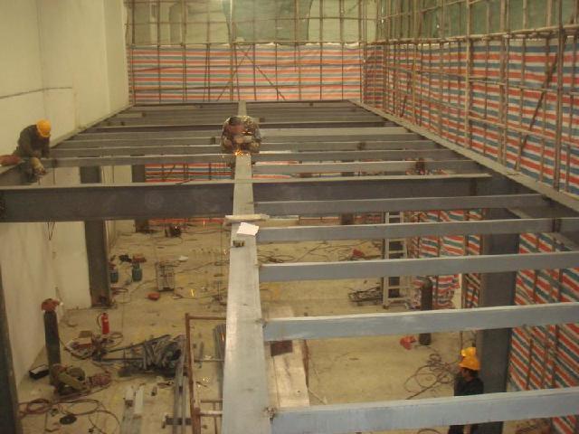 手机验证北京钢结构阁楼施工