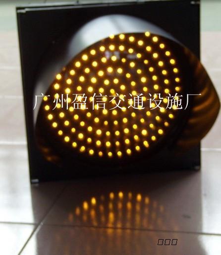 太阳能黄闪灯交通警示灯灯220v黄闪灯公路黄闪红慢灯