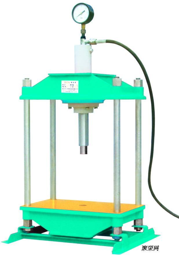 四柱手动液压机价格,四柱手动液压机厂家,四柱手动液压压力机厂图片