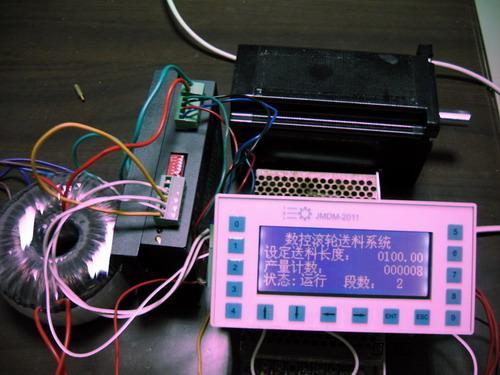 并有专业的电源监控电路使系    统工作稳定可靠,无死机现象;    8)