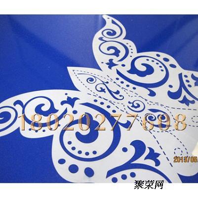 激光切割,欧美风格花形切割等;    (4)服装行业:布料切割裁剪(镂空)