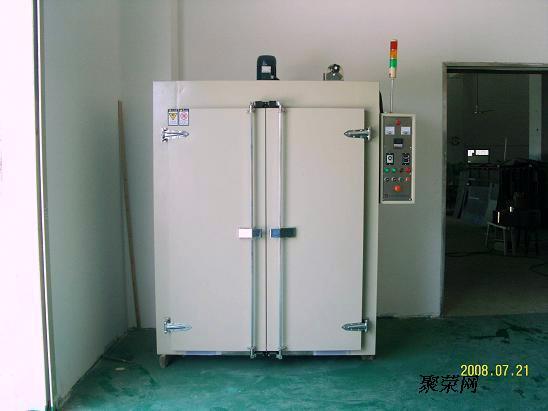 此时电源指示灯发亮,证明烤箱在工作状态.