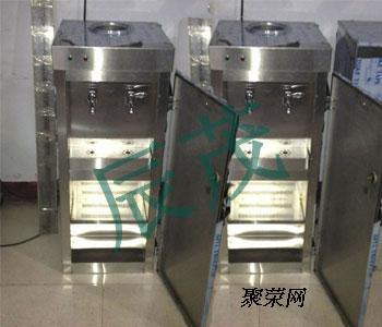 127v防爆饮水机   本系列饮水机采用不锈钢材质,内置防爆控制箱结构