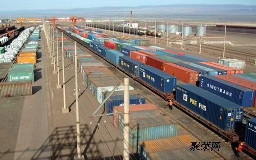 天津至青海西藏乌鲁木齐奎屯铁路集装箱运输