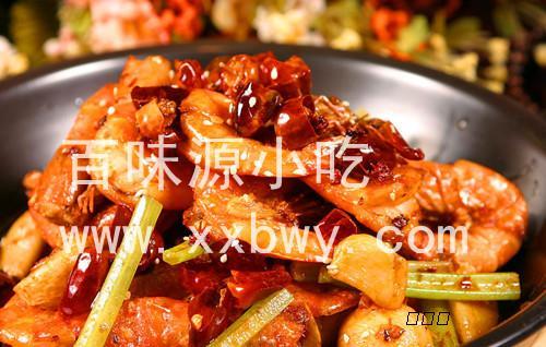 干锅茶树菇培训重庆麻辣干锅培训干锅鸭头培训加盟