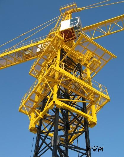 塔吊结构示意图