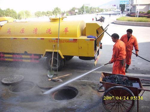 上海浦东川沙管道疏通服务公司