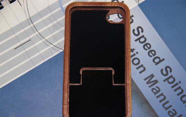 供应苹果4代实木制手机壳
