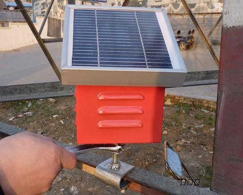 手机验证智能超声波驱鸟器电力铁塔驱鸟器