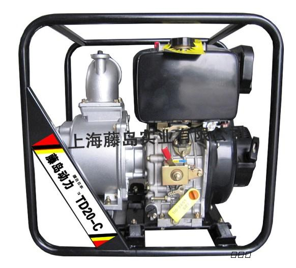 柴油3寸自吸泵 小型抽水泵
