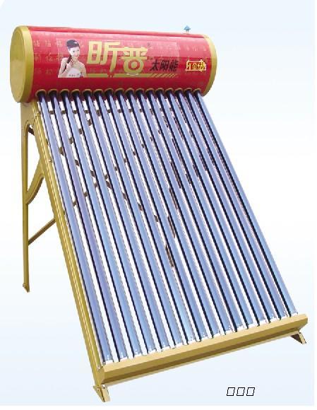 昕普20只管太阳能热水器