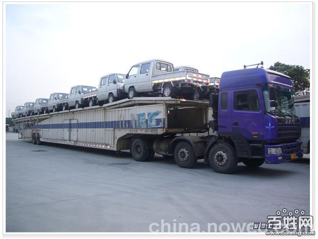 西安到上海轿车托运公司