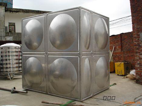 不锈钢消防水箱 保温水箱