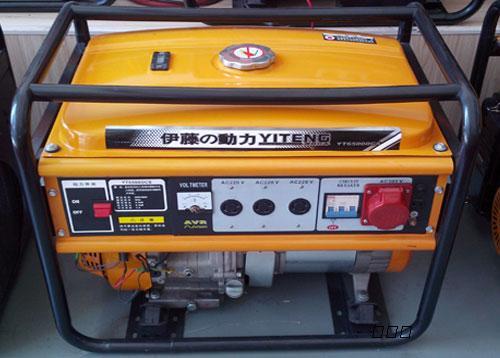5kw三相汽油发电机价格