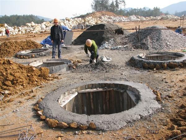北京专业基坑轻型井点降水施工